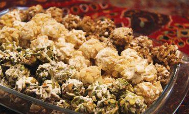 شیرینی گل نرگس / خوشمزهی فاخر