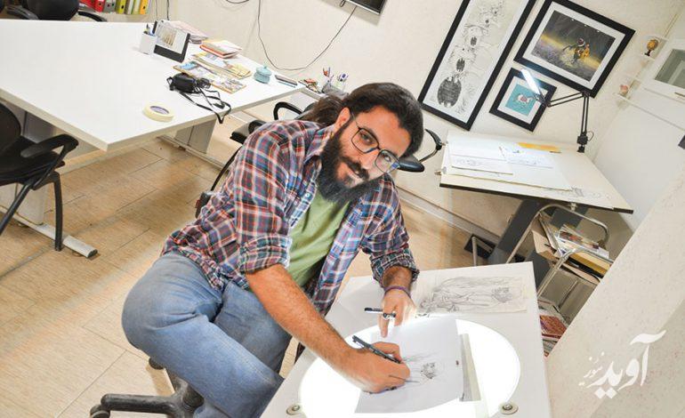 گفت وگو با انیماتور کرمانی: آیندهی انیمیشن کرمان روشن است