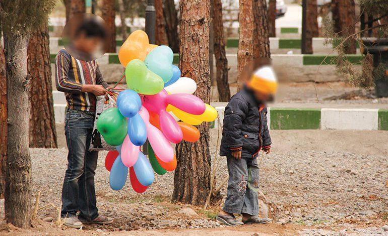کودکانی که روحشان را به بند کشیده اند