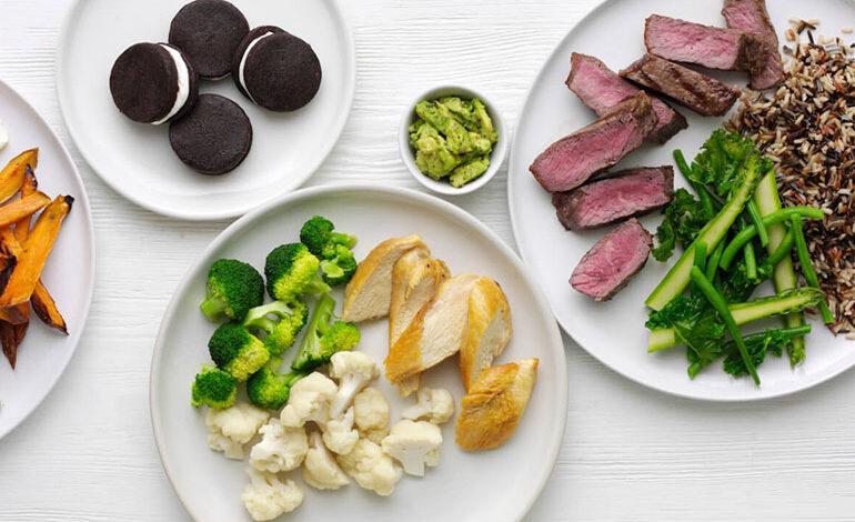 ۸ غذایی که وزن شما را کمتر میکند!