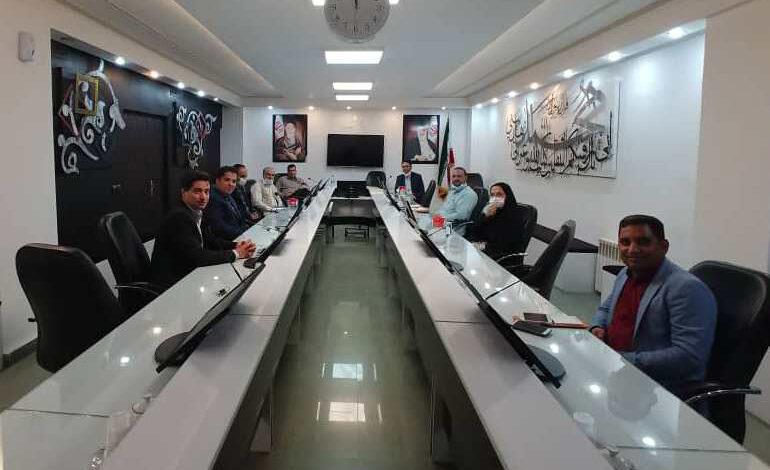 اولین نشست دوره جدید هیأت مدیره خانه مطبوعات برگزار شد