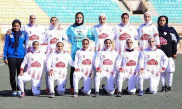 کرمان قطب فوتبال بانوان کشور است