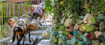 گشتی در روستای پس قلعه رودبار قصران