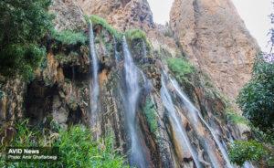 مارگون؛ آبشاری از اتحاد چشمه ساران
