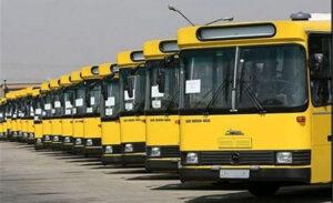 گسیل ۱۵ دستگاه اتوبوس نوسازیشده به خیابان های کرمان