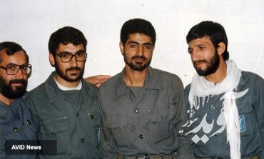 فرزند کرمان؛ تصاویری از حضور سردار سلیمانی در جبهه + عکس و فیلم