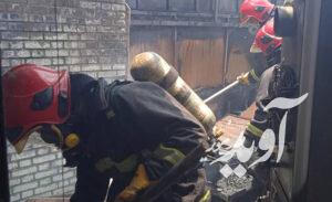 انجام ٢٣١٩ عملیات و نجات ۶۵٣ نفر در شش ماهۀ سال١۴٠٠ توسط آتشنشانان