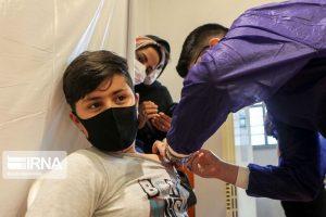 ضرورت واکسیناسیون دانش آموزان تا ۲۰ مهر