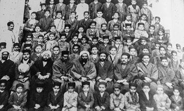 آشنایی با دو چهرهی تاثیرگذار ادارهی معارف در کرمان