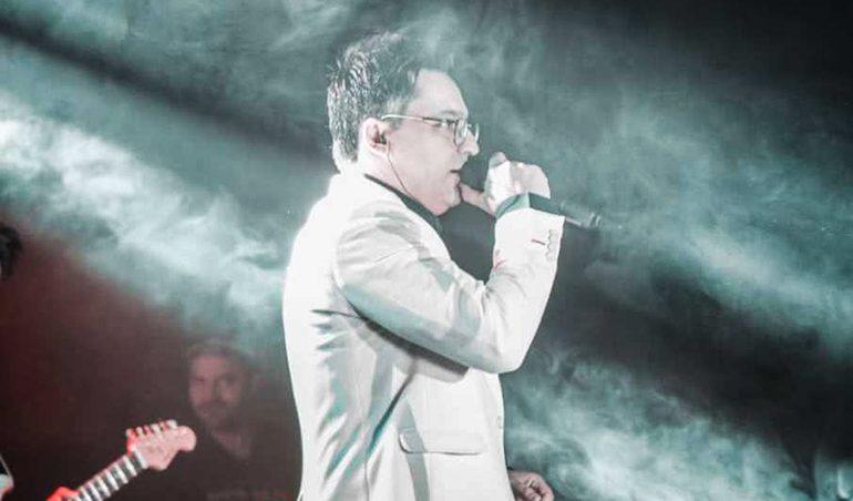 گزارش تصویری کنسرت رضا بیجاری خواننده کرمانی