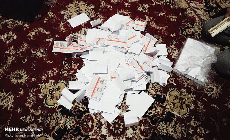 آخرین نتایج انتخابات در کرمان