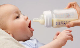 درمان های خانگی نفخ نوزادان