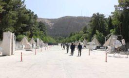 چهارمین سمپوزیوم مجسمهسازی شهرداری کرمان به کار خود پایان داد