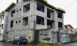 ساختمانهای نیمه ساز در تیررس سارقان